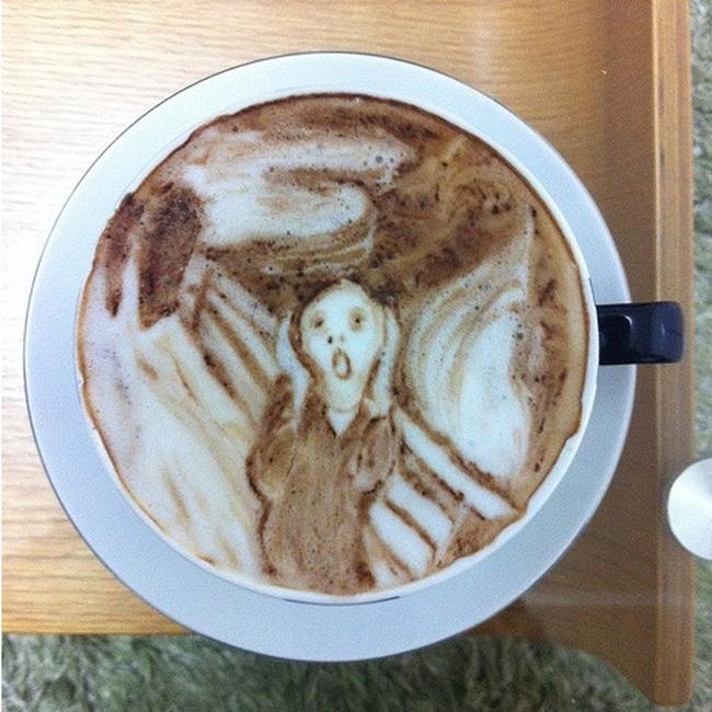 kafa 16 Istorija dekorisanih kafa