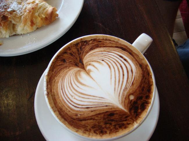 kafa 2 Istorija dekorisanih kafa