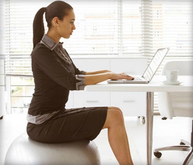 kako da budete aktivni i dok sedite 2 Kako da budete aktivni i dok sedite?