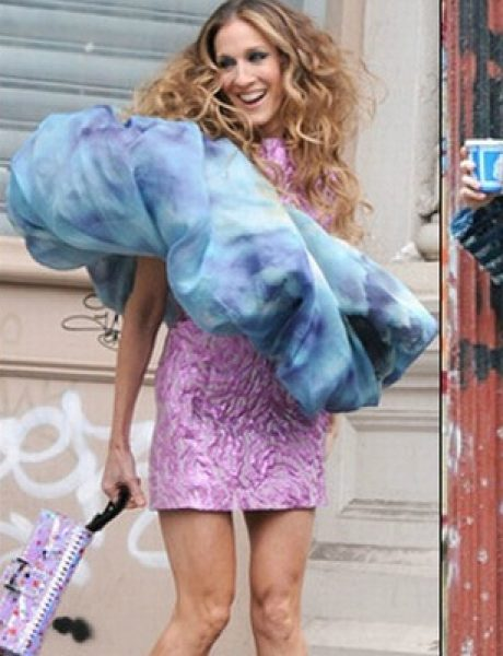 Lekcije o modi od Keri Bredšo