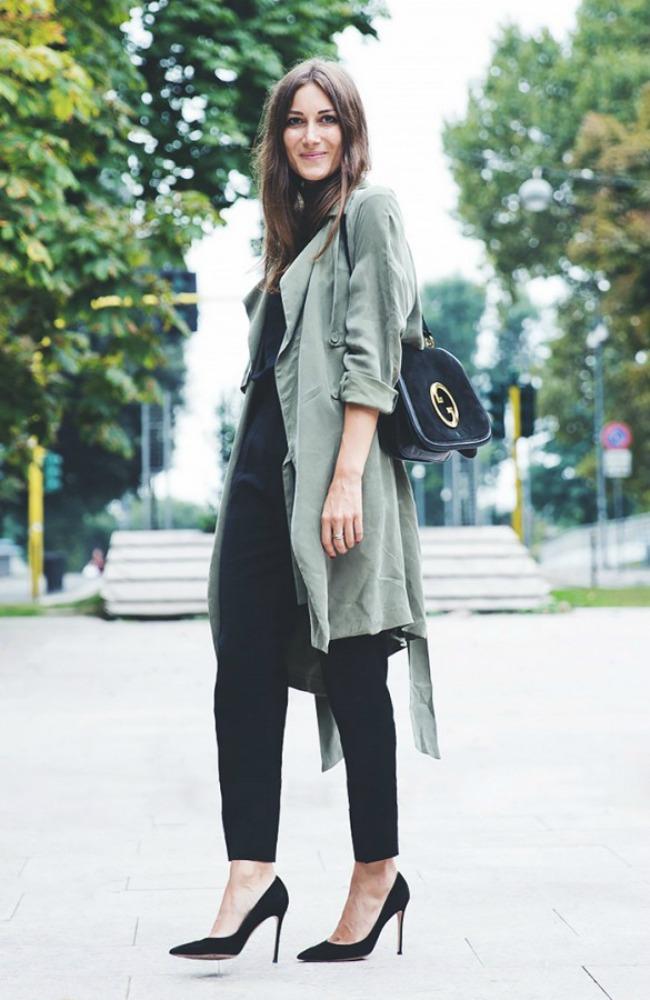 kombinezon Jesenja moda za sve dane nedelje