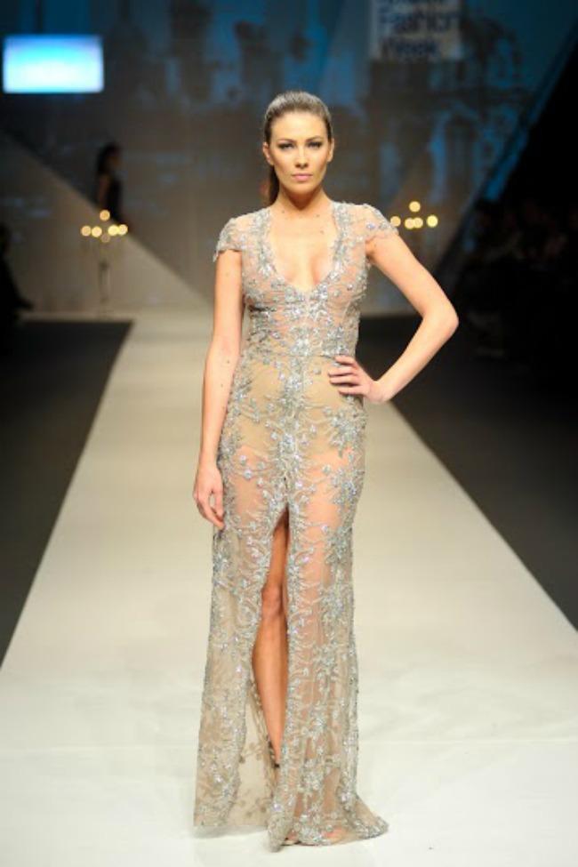lepa couture 2 Treće veče 36. Perwoll Fashion Week a