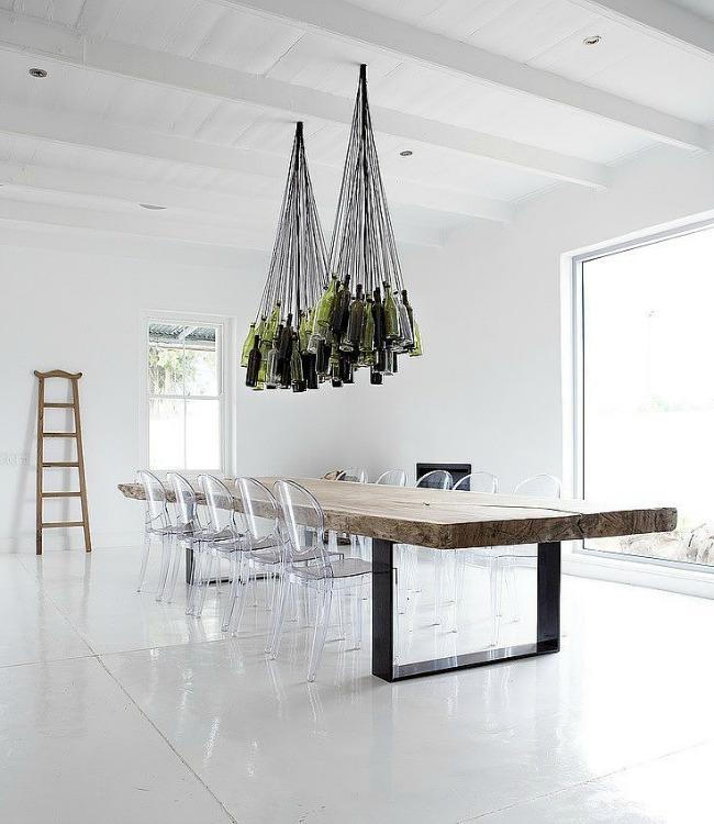 luster Originalne ideje za dekoraciju prostora