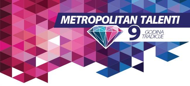 metropolitan talenti baner 2015 1 Talentom i kreativnim radom do stipendije za osnovne akademske studije