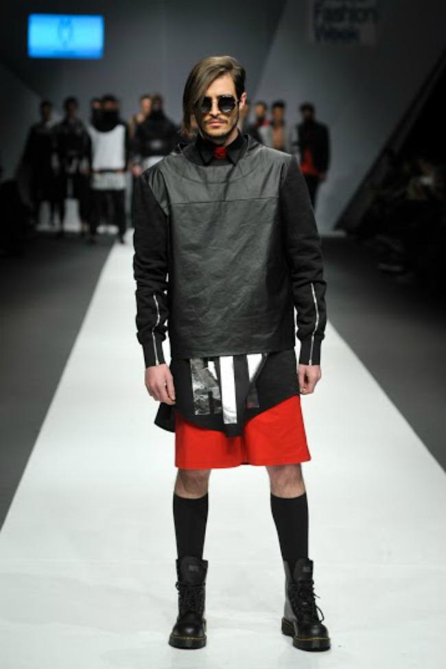 milica vukadinovic 2 Treće veče 36. Perwoll Fashion Week a