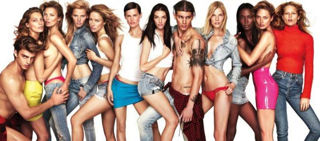 modne vesti alesandra ambrosio kejt mos i karl lagerfeld magazin w naslovnica Modne vesti: Alesandra Ambrosio, Kejt Mos i Karl Lagerfeld