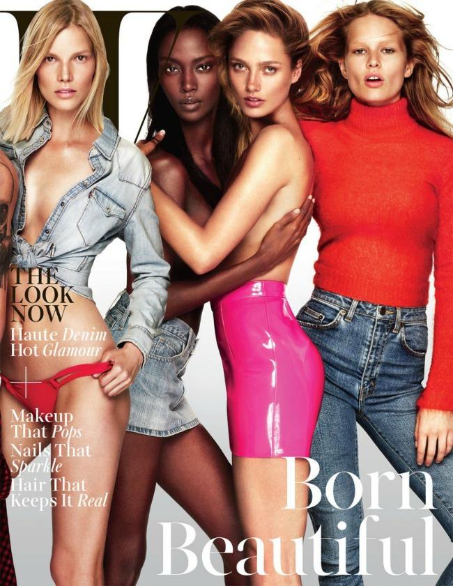modne vesti alesandra ambrosio kejt mos i karl lagerfeld naslovnica Modne vesti: Alesandra Ambrosio, Kejt Mos i Karl Lagerfeld