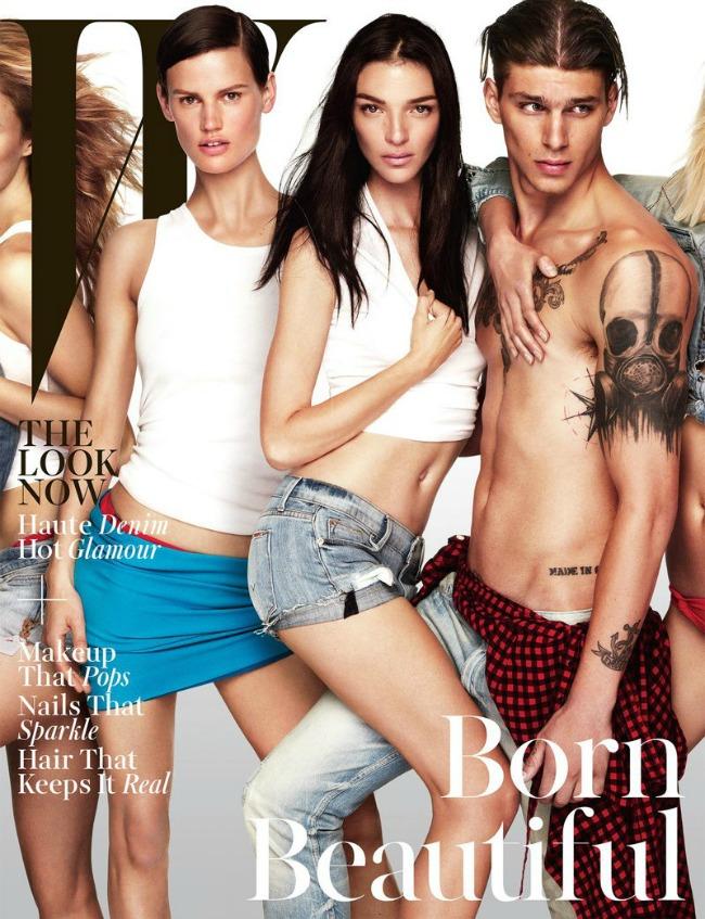 modne vesti alesandra ambrosio kejt mos i karl lagerfeld supermodeli Modne vesti: Alesandra Ambrosio, Kejt Mos i Karl Lagerfeld