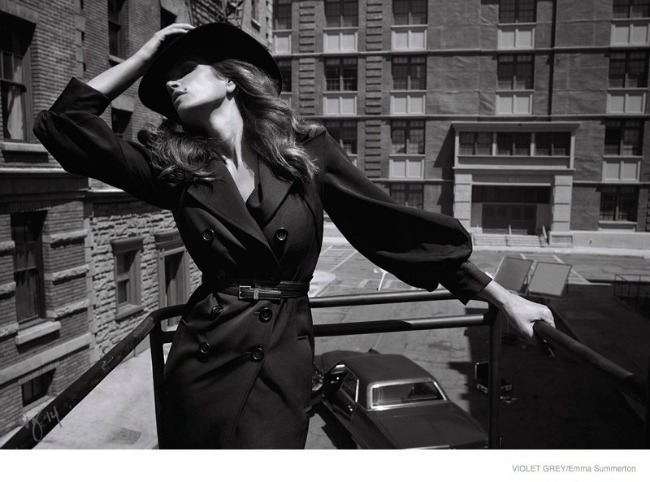 modne vesti gvinet paltrou hm i sindi kraford violet gray editorijal Modne vesti: Gvinet Paltrou, H&M i Sindi Kraford