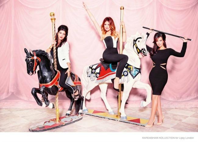 modne vesti kardashian kollection hm i gucci modna linija kim kortni kloi Modne vesti: Kardashian Kollection, H&M i Gucci