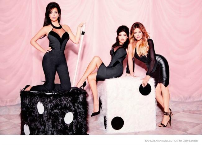 modne vesti kardashian kollection hm i gucci modna linija lipsy Modne vesti: Kardashian Kollection, H&M i Gucci
