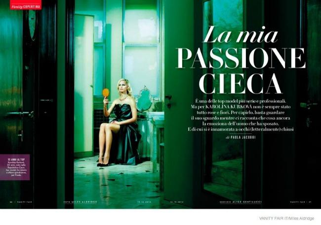 modne vesti mango karolina kurkova i victorias secret vanity fair editorijal Modne vesti: Mango, Karolina Kurkova i Victorias Secret