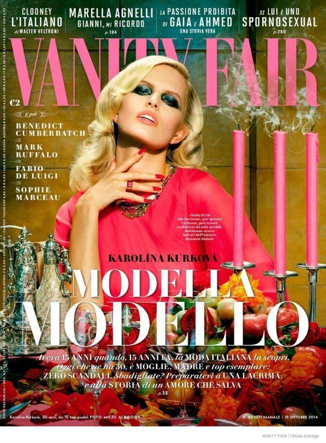 modne vesti mango karolina kurkova i victorias secret vanity fair naslovnica Modne vesti: Mango, Karolina Kurkova i Victorias Secret