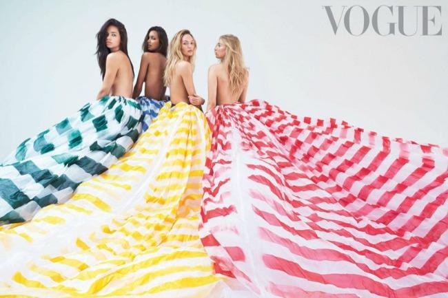 modne vesti marciano kira najtli i vogue uk dolce gabbana Modne vesti: Guess by Marciano, Kira Najtli i Vogue UK