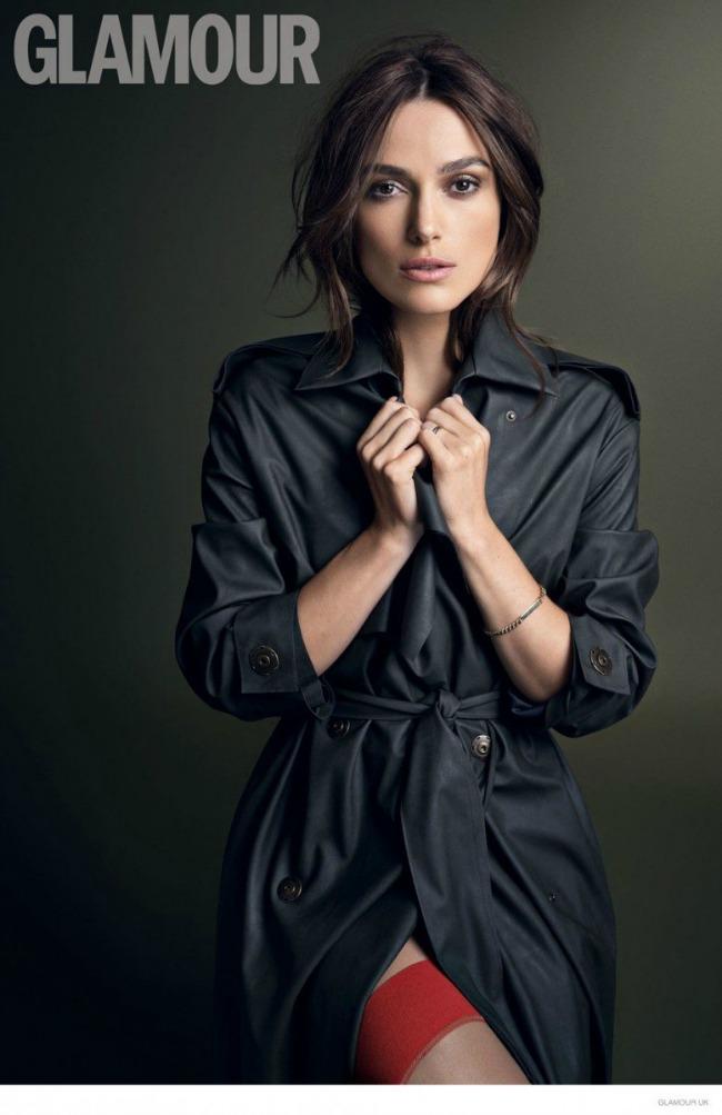 modne vesti marciano kira najtli i vogue uk glamour uk editorijal Modne vesti: Guess by Marciano, Kira Najtli i Vogue UK