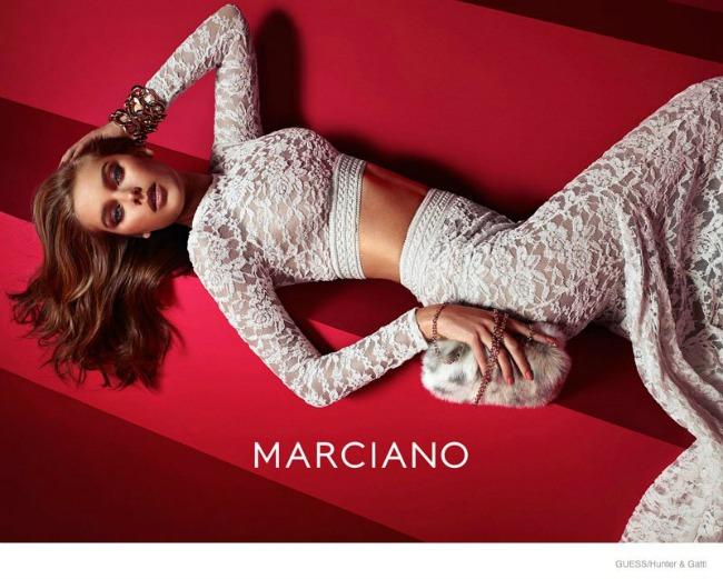 modne vesti marciano kira najtli i vogue uk guess by marciano kampanja Modne vesti: Guess by Marciano, Kira Najtli i Vogue UK