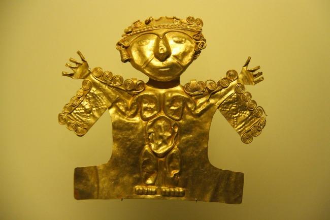 museo del oro Svetski muzeji: Riznice dragocenosti