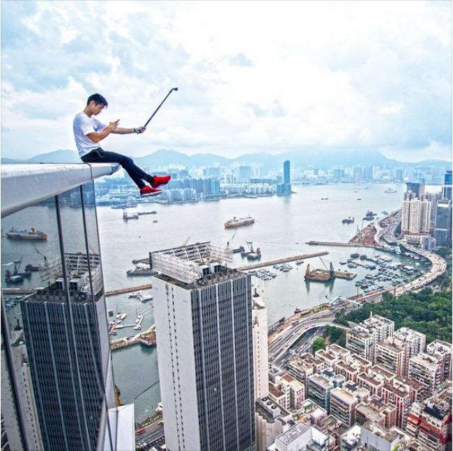 na krovu sveta fotografije koje oduzimaju dah 1 Na krovu sveta: Fotografije koje oduzimaju dah