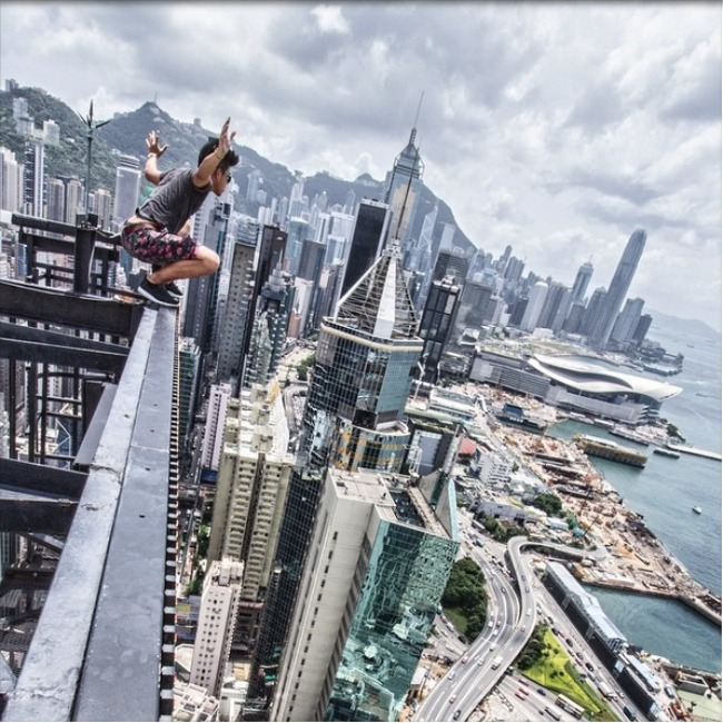 na krovu sveta fotografije koje oduzimaju dah 10 Na krovu sveta: Fotografije koje oduzimaju dah