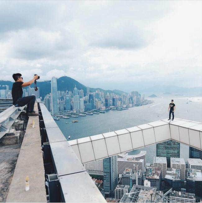 na krovu sveta fotografije koje oduzimaju dah 3 Na krovu sveta: Fotografije koje oduzimaju dah