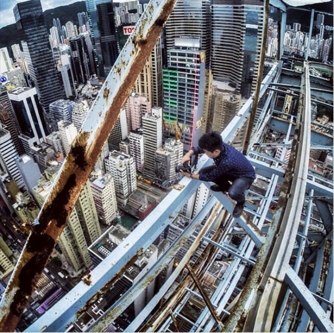 na krovu sveta fotografije koje oduzimaju dah 4 Na krovu sveta: Fotografije koje oduzimaju dah