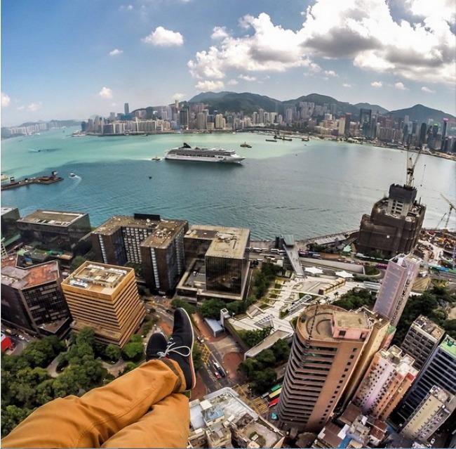 na krovu sveta fotografije koje oduzimaju dah 6 Na krovu sveta: Fotografije koje oduzimaju dah