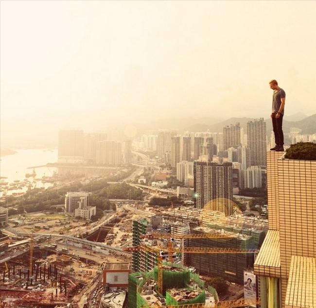 na krovu sveta fotografije koje oduzimaju dah 7 Na krovu sveta: Fotografije koje oduzimaju dah