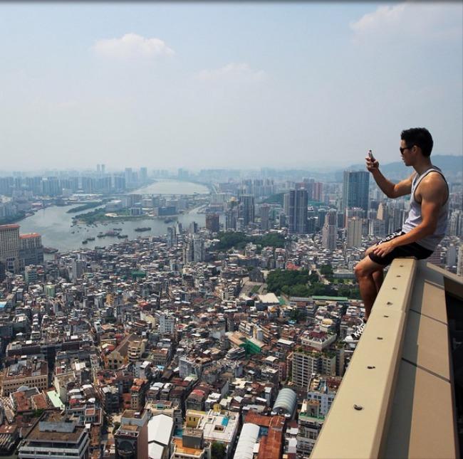 na krovu sveta fotografije koje oduzimaju dah 9 Na krovu sveta: Fotografije koje oduzimaju dah