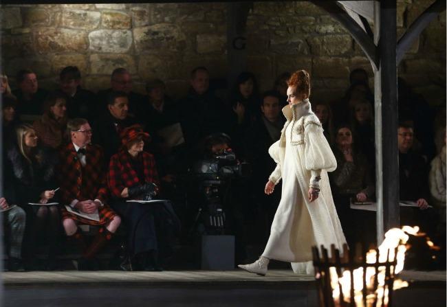 najspektakularnije revije modne kuce chanel edinburg Najspektakularnije revije modne kuće Chanel