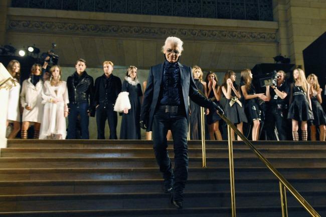najspektakularnije revije modne kuce chanel njujork Najspektakularnije revije modne kuće Chanel
