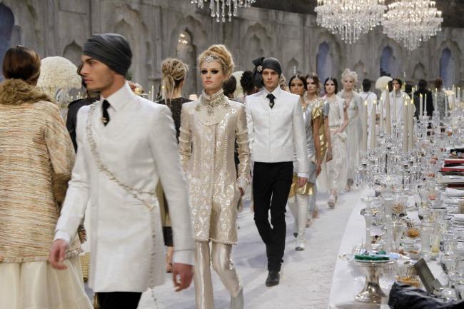 najspektakularnije revije modne kuce chanel pariz Najspektakularnije revije modne kuće Chanel