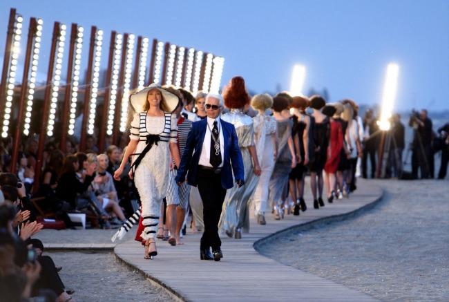 najspektakularnije revije modne kuce chanel venecija Najspektakularnije revije modne kuće Chanel