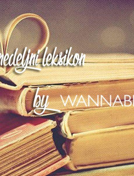 "Nedeljni leksikon: ""Bookish"", ""Cookie and Kate"" i ""World of Wanderlust"""