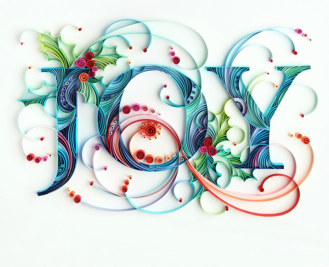 neobicna umetnost neverovatni crtezi napravljeni od rolni papira 8 Neobična umetnost: Neverovatni crteži napravljeni od rolni papira