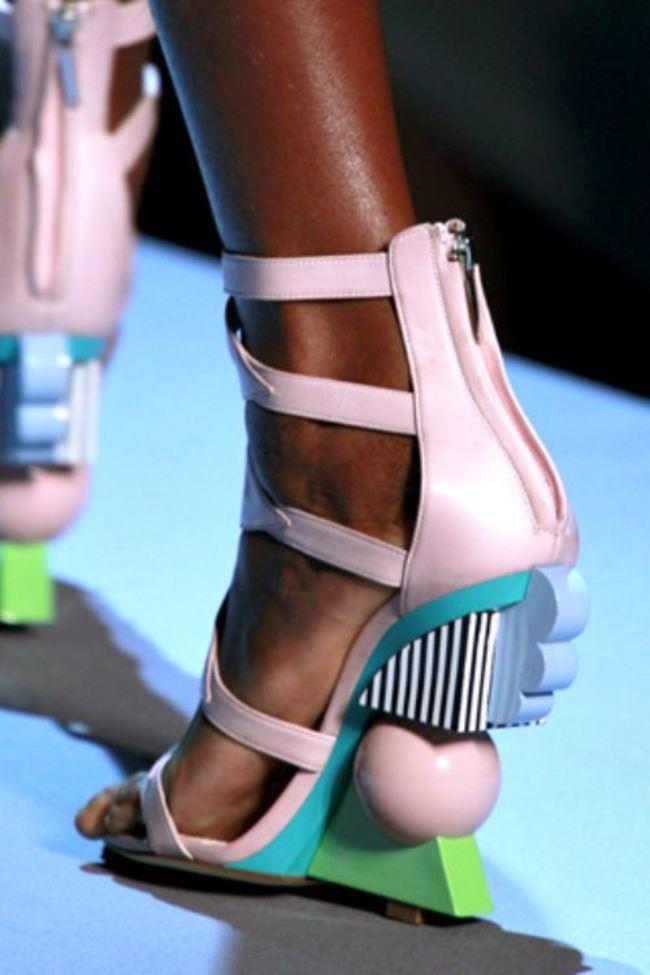 neobicne cipele 1 Neobične cipele su u modi