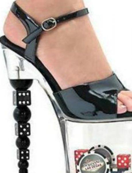 Neobične cipele su u modi
