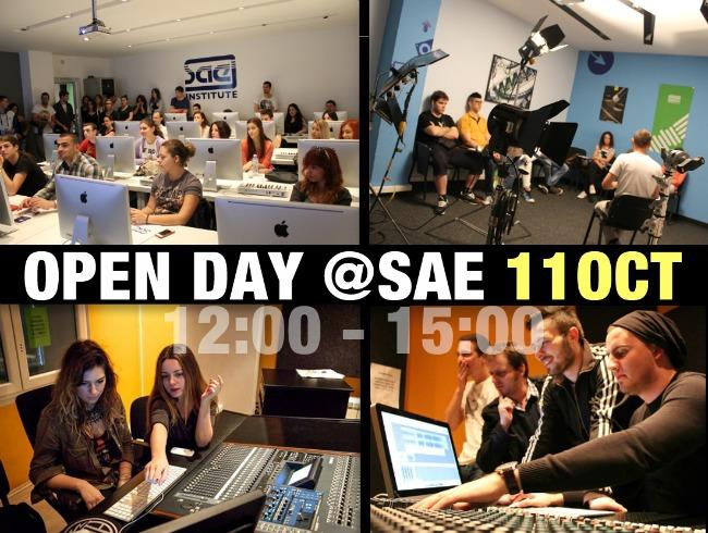 open day SAE Budite student SAE Instituta na jedan dan