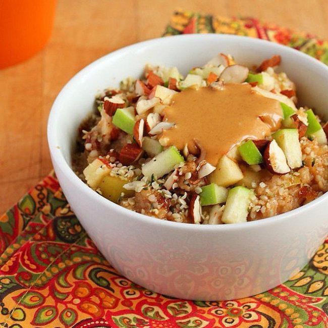 ovsena kaša sa kikiriki puterom Zdravi i ukusni obroci sa ovsenim pahuljicama