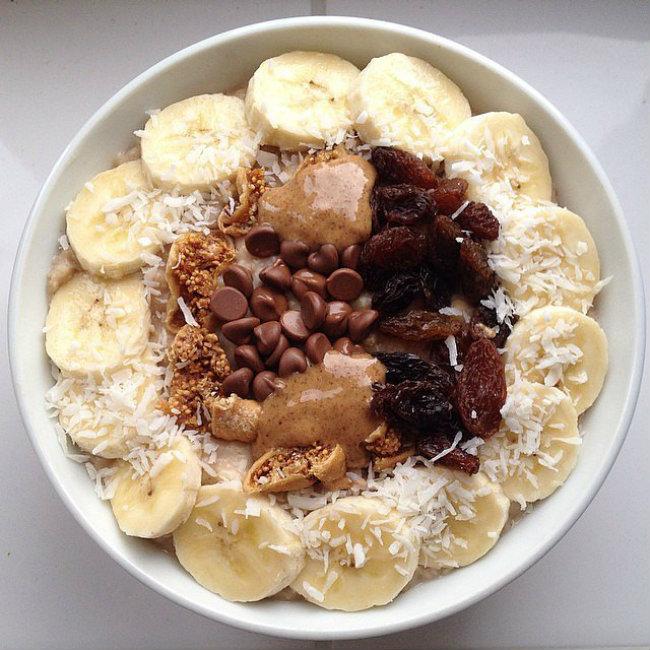 ovsene pahuljice 2 Zdravi i ukusni obroci sa ovsenim pahuljicama