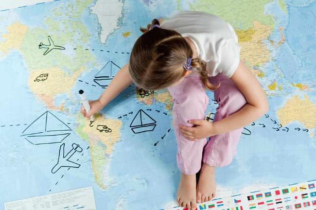 planiranje putovanja Učinite nešto čime ćete se ponositi
