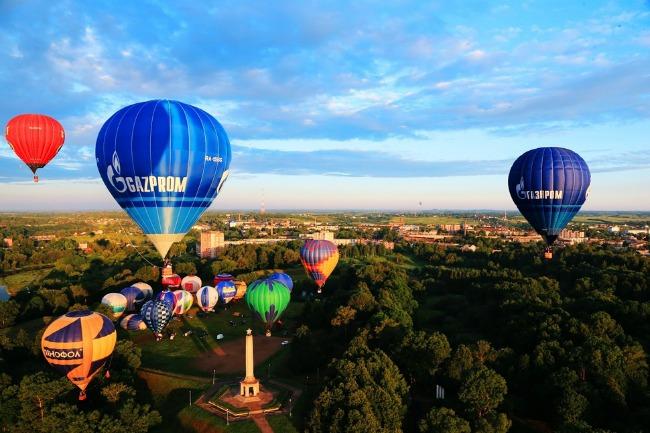 rusija Najlepši svetski festivali vazdušnih balona