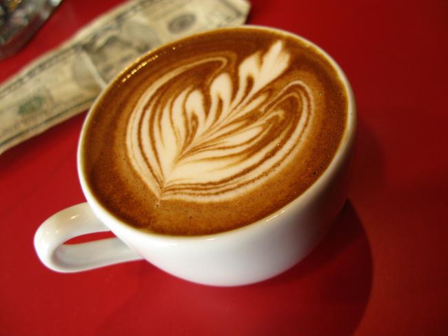 ruza Istorija dekorisanih kafa