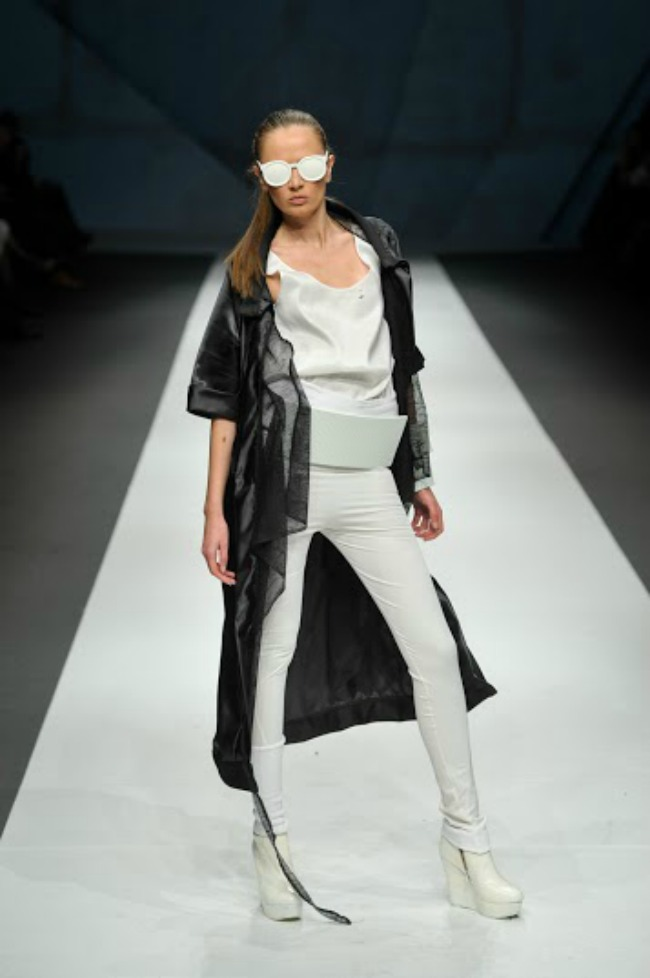 sanja jocic Treće veče 36. Perwoll Fashion Week a