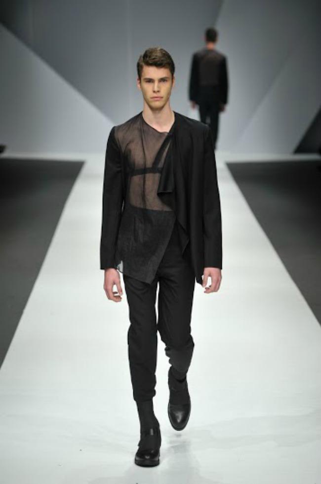 svedski dizajner Treće veče 36. Perwoll Fashion Week a