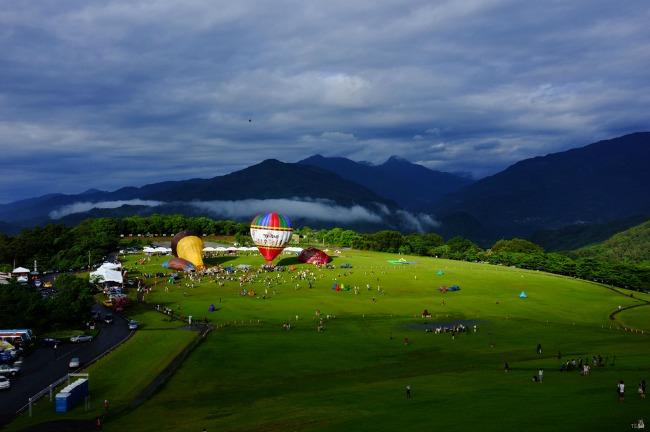 tajvan Najlepši svetski festivali vazdušnih balona