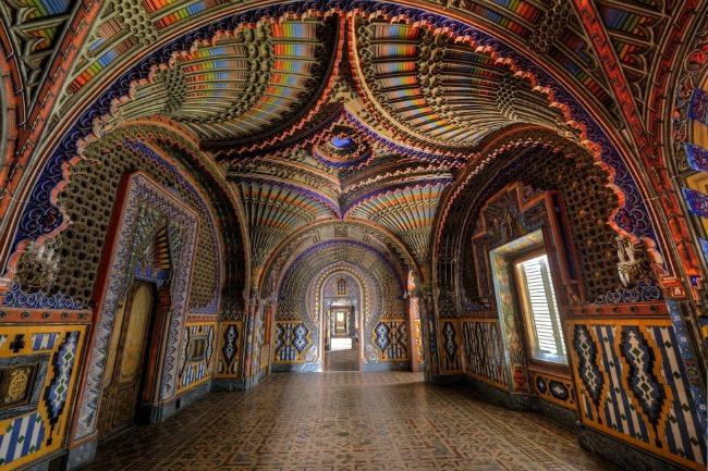 tavanice 2 Umetnost na tavanicama