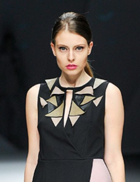 Tijana Žunić predstavila nove kreacije na beogradskoj Nedelji mode