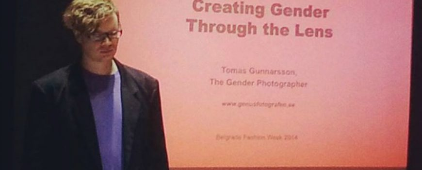 Tomas Gunnarson: Peto veče 36. Perwoll Fashion Week-a