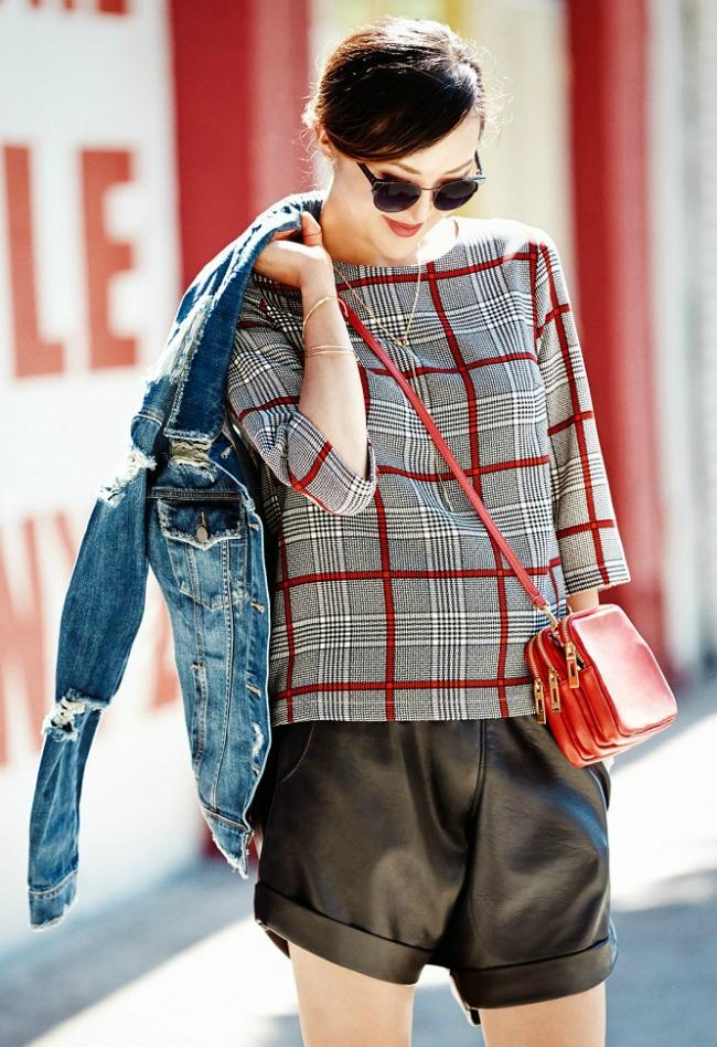 trend alarm nosite crveno ove jeseni crvena torbica Trend alarm: Nosite crveno ove jeseni