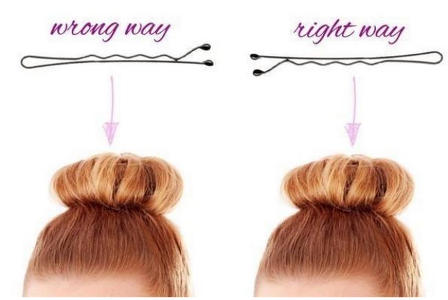 ukosnice 1 Ukosnicama do trendi frizura za nekoliko minuta